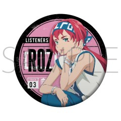 LISTENERS 缶バッジ ロズ
