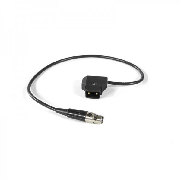 Wooden Camera - D-Tap to Mini 4pin XLR (Unregulated)  SKU:170400