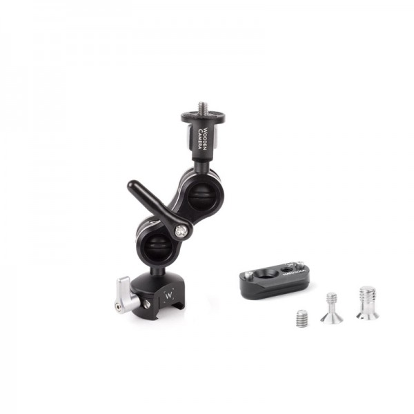 Wooden Camera - NATO Lock Ultra Arm Monitor Mount (1/4-20) SKU:250400