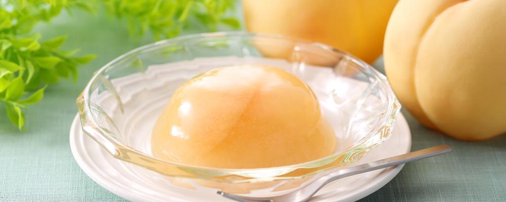 おかやま果実のフルーツゼリー